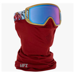 Anon Relapse Jr Iron Man Snow Goggles With Blue Amber Lens