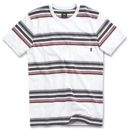 Vans Men's Exton Short Sleeve T Shirt
