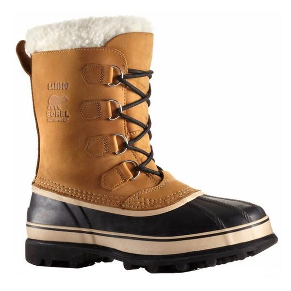 sorel men 39 s caribou apres ski boots sun ski. Black Bedroom Furniture Sets. Home Design Ideas