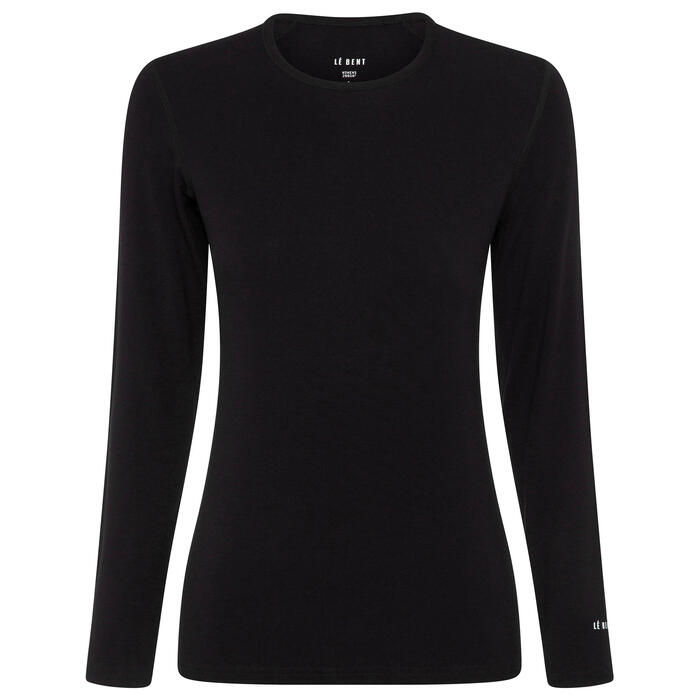 Le Bent Women's Core 200 Crew Base Layer