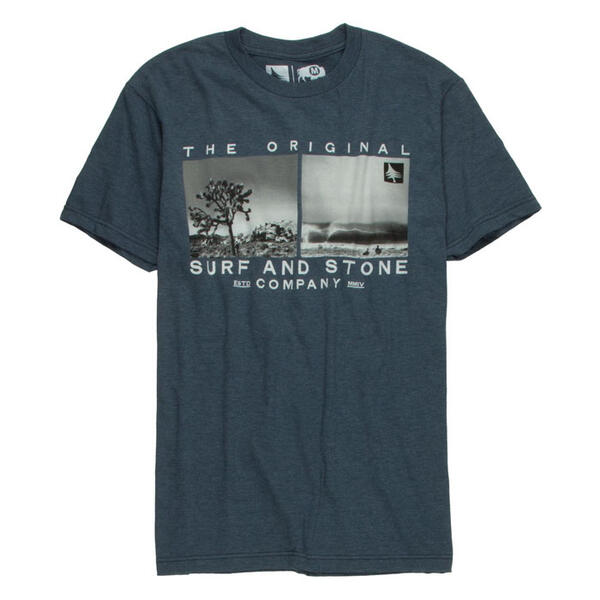 Hippy Tree Men's Territory Tee Shirt