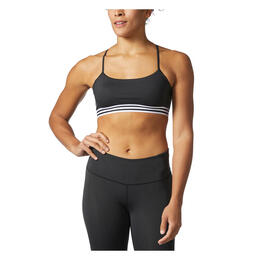 Adidas Women's Cross-Back Sports Bra Black