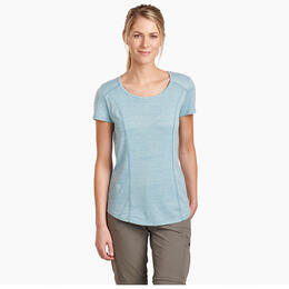 KÜHL Women's Intent Short Sleeve Top