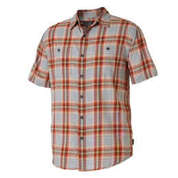 Royal Robbins Men's Point Reyes Plaid Short Sleeve Shirt