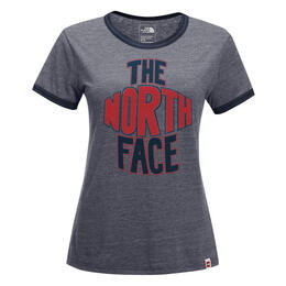 The North Face Women's Americana Ringer T-shirt