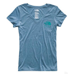 The North Face Women's Bout It Tri-blend V-neck