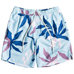 Quiksilver Men's Gully Floral Volley 18