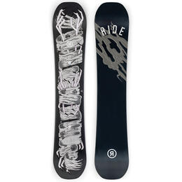 Ride Men's Wild Life Snowboard '20