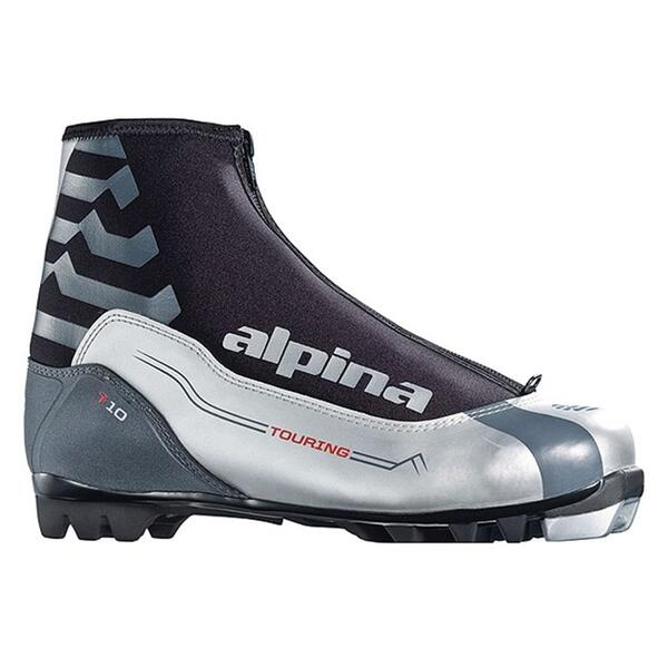 Alpina Men's T10 NNN Cross Country Touring Ski Boots '12