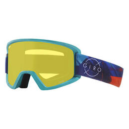 Giro Women's Dylan Snow Goggles With Loden Yellow Lens