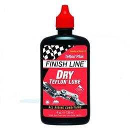 Finish Line Dry Lube 4oz Drip Bottle