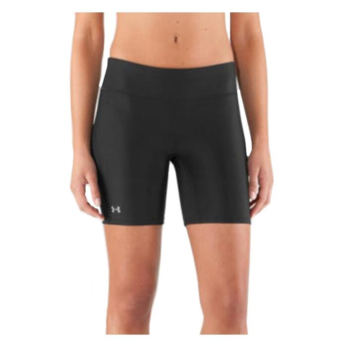 abeef5af9f9052 Under Armour Women's UA Authentic 7-inch Compression Shorts - Sun ...