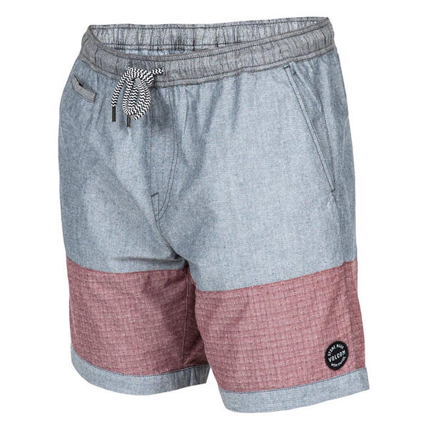 Volcom Men's Threezy Jammer Boardshort