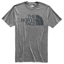 The North Face Men's Half Dome Tri-Blend Short Sleeve T Shirt