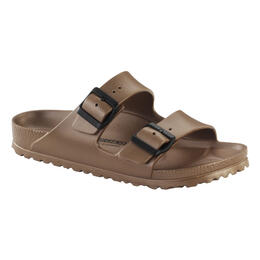 Birkenstock Women's Arizona Essentials Sandals Metallic Copper