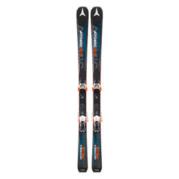 Atomic Men's Vantage X 80 CTI Alpine Skis with Warden 13 Bindings '17