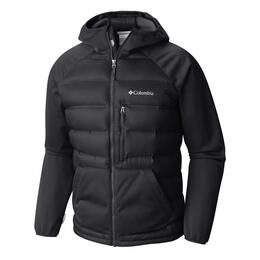 Columbia Men's Ramble Down Hybrid Hooded Jacket