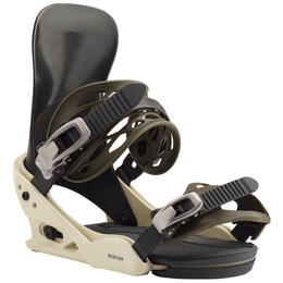 Burton Men's Mission Re:Flex Snowboard Bindings '20