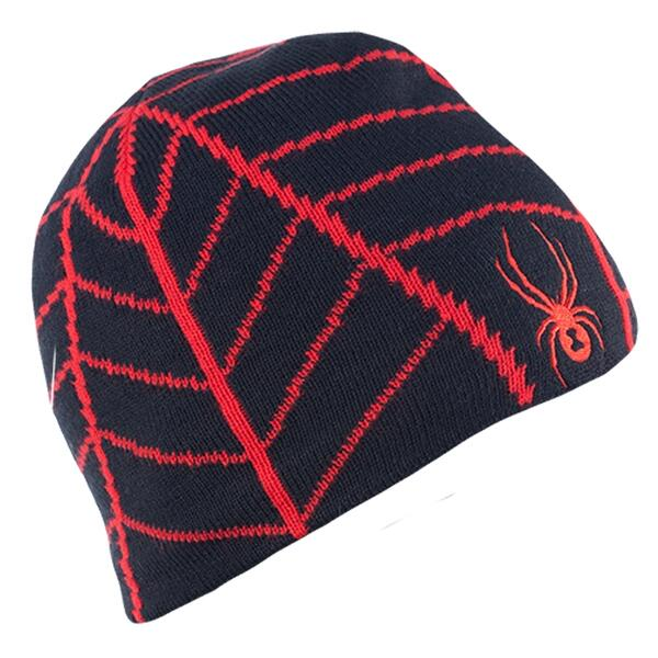 Spyder Toddler Boy's Mini Web Beanie
