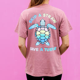 Jadelynn Brooke Women's Save A Turtle T-shirt
