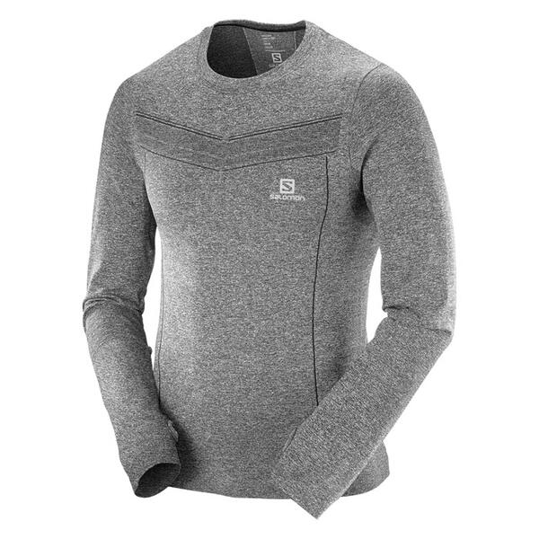 Salomon Men's Park Seamless Long Sleeve T S