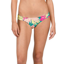 Volcom Women's Hot Tropic Modest Bikini Bottom
