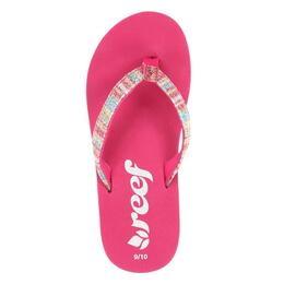 Reef Youth Little Krystal Star Luxe Sandals