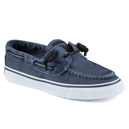 Sperry Women's Bahama Washed Canvas 2-eye Casual Shoe