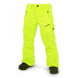 Volcom Boy's Cassiar Insulated Ski Pants