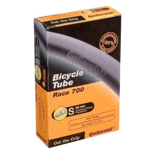Continental 700x18/25 80mm Presta Valve Bicycle Tube