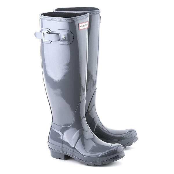 Hunter Women's Original Tall Gloss Rain Boo