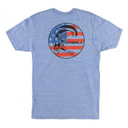 O'Neill Men's O'riginals Old Glory Short Sleeve T Shirt