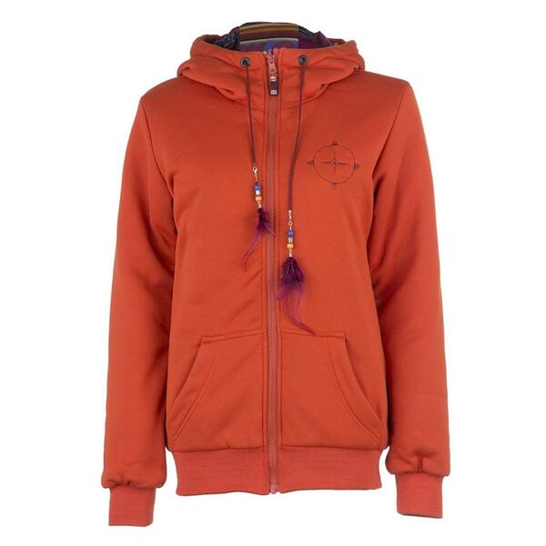 Billabong Women's Reversible Full Zip Hoodie
