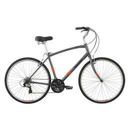 Raleigh Men's Detour 2 Hybrid Bike '16