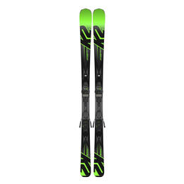K2 Men's Ikonic 80 All Mountain Skis with M3 10 Bindings '18