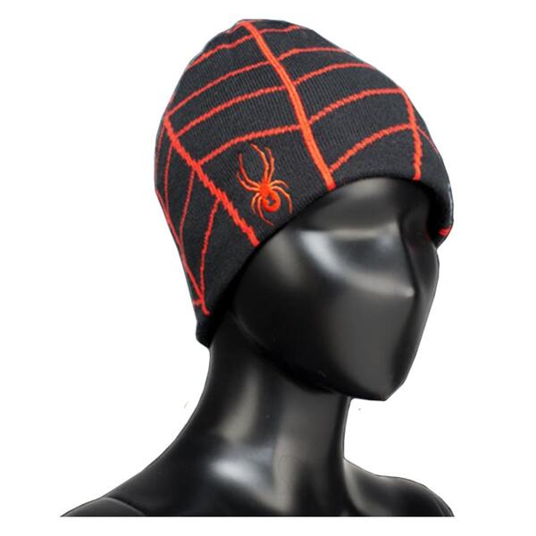 Spyder Boy's Web Hat