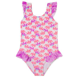 Hula Star Girl's Barnum And Bailey One Piece