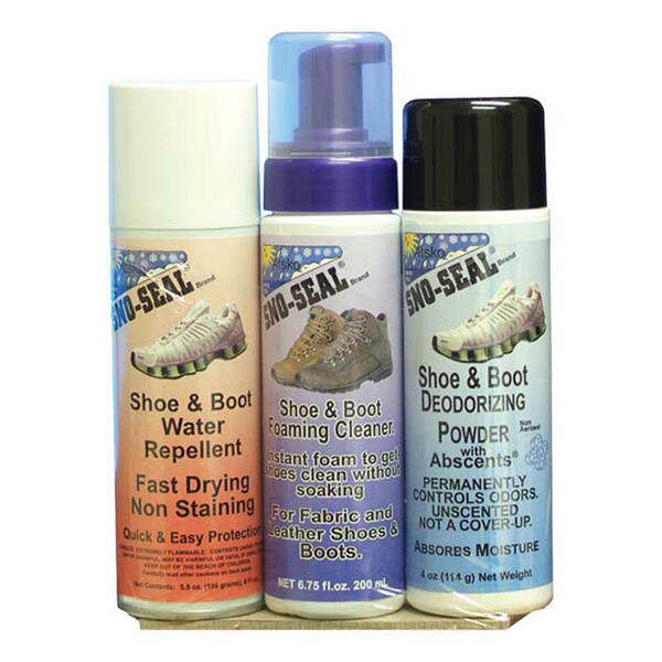 Sno-Seal Shoe & Boot Care Kit