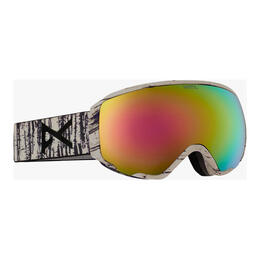 Anon WM1 Snow Goggles With Pink Cobalt Lens