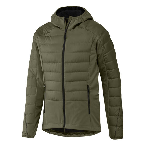 Adidas Men's Hybrid Down Insulated Jacket