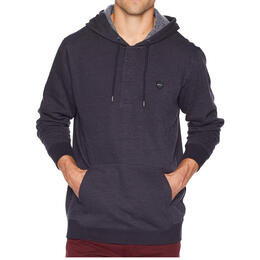 Rvca Men's Lupo Pullover Hoodie