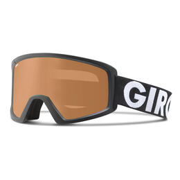 Giro Blok Snow Goggles With Amber Rose Lens
