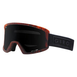Giro Men's Blok Snow Goggles With Black Denim Lens