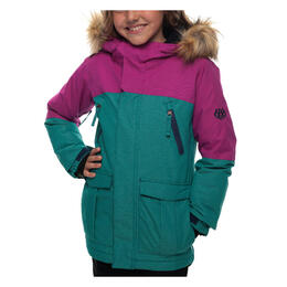 686 Girl's Harlow Insulated Ski Jacket