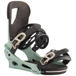 Burton Men's Cartel Re:Flex Snowboard Bindings '20