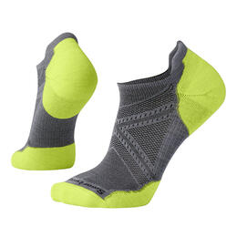 Smartwool Men's PhD Run Light Elite Micro Socks Graphite