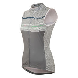 Pearl Izumi Women's Select Escape LTD Sleeveless Full Zip Cycling Jersey