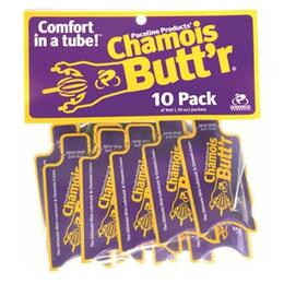Paceline Products Chamois Butt'r Her' 10pk