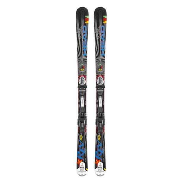 Head Men's Rev 85 Pro All Mountain Skis with PRD 12 Wide 88 Bindings '13
