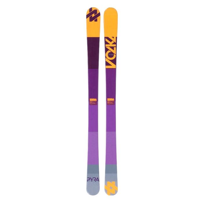Volkl Youth Pyra Jr Skis '15 - Flat